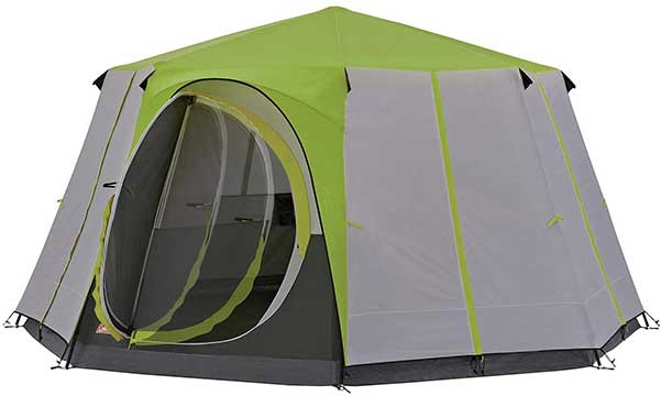 Coleman octagon Family Tent
