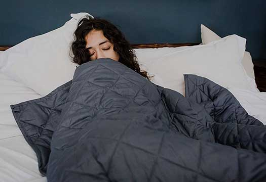 Pine & River Queen sized Weighted Blanket