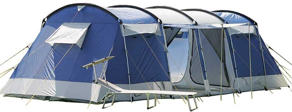 Skandika Large Family Tent