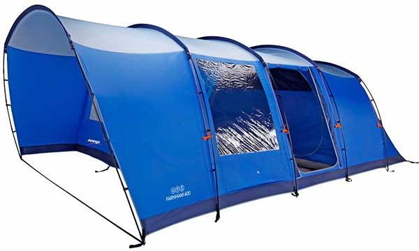 Vango UK Family Tent in Blue