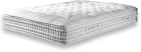 Savile Organic Cashmere Superb 5000 Pocket Mattress