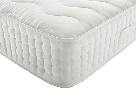 Wool Luxury Soft 2000 Mattress