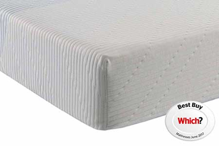 Silentnight 3 zone Memory Foam Mattress Review