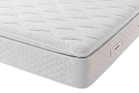 Silentnight Aspen Miracoil Geltex Pillowtop Mattress
