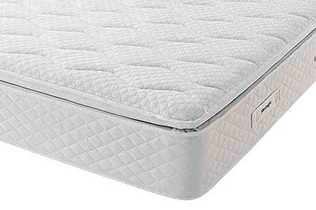 Silentnight Aspen Miracoil Geltex Pillowtop Mattress