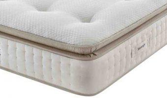 Silentnight Geltex 1000 Mirapocket Pillow Top Mattress