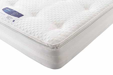Silentnight Geltex 1850 Mattress Review