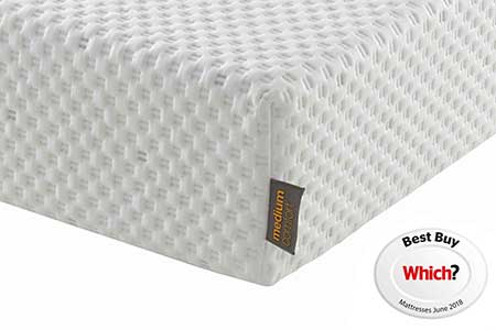 Silentnight Studio Memory Foam Mattress Review