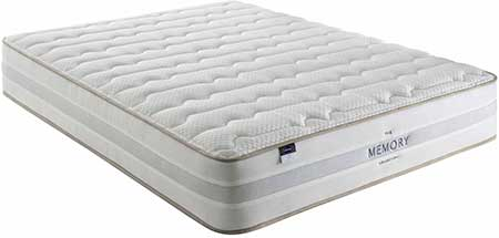 Silentnight Willow 2000 Mirapocket Memory Mattress Review