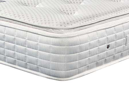 Sleepeezee Cool Sesnations 2000 Pocket Mattress
