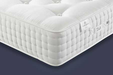 Tuft & Springs Fairmont 2000 Pocket Natural Mattress
