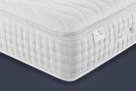Tuft & Springs Solitaire 2000 Pocket Memory Pillow Top Mattress
