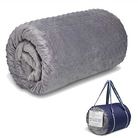 ISAAC Sleep Weighted Blanket