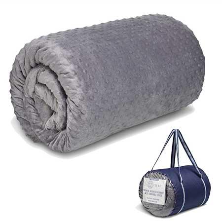 ISAAC Sleep Weighted Blanket
