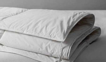John Lewis & Partners Natural Collection Devon Wool 300g Duvet, 5-7 Tog