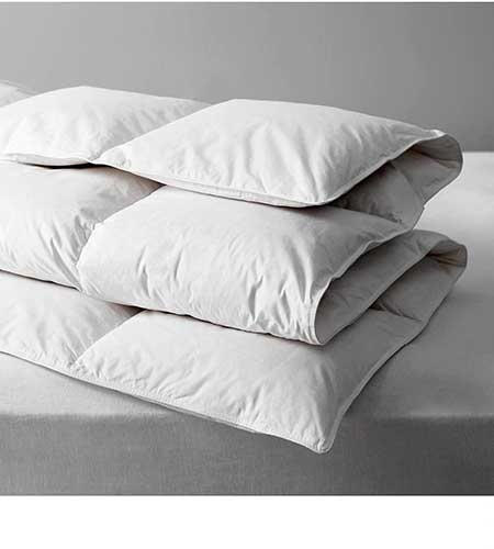 John Lewis & Partners Natural Duck Feather and Down Duvet, 13.5 Tog