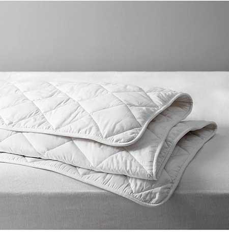 John Lewis & Partners Natural Light Cotton Comfort Duvet, 4.5 Tog