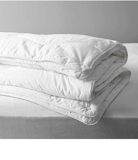 John Lewis & Partners Synthetic Collection Breathable Microfibre Duvet, 13.5 Tog