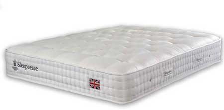 Sleepeezee Perfectly British Strand 1400 Mattress