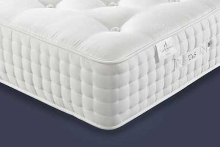 Tuft & Springs Marquis 1000 Pocket Natural Mattress
