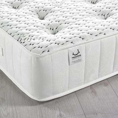 Cashmere 3000 Pocket Sprung Memory Foam Mattress