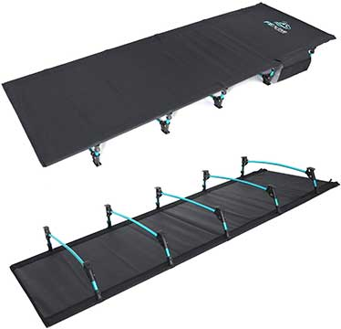 FE Active Compact Folding Cot