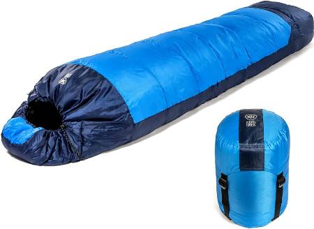 FIT NATION Viking Trek 350x Sleeping Bag