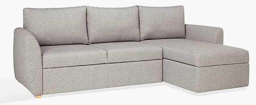 John Lewis & Partners Sansa Splayed Arm Sofa Bed