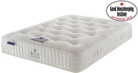 Rest Assured Northington 2000 Pocket Natural Mattress