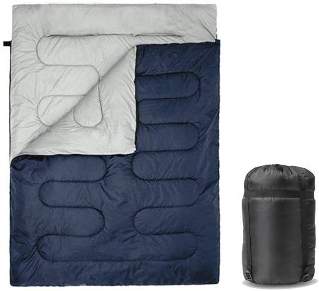 SUNMER 300GSM Double Sleeping Bag