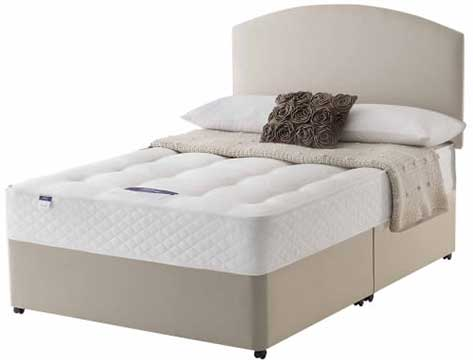 Silentnight Classic Ortho Miracoil Divan Set