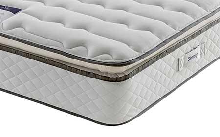 Silentnight Miracoil Pillow Top Limited Edition Mattress