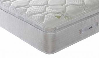 Sealy ActivSleep Geltex Pocket 2800 Eurotop Mattress