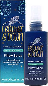 Feather  & Down Sweet Dreams Breathe Well Pillow Spray