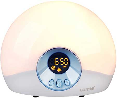 Lumie Bodyclock Starter 30 Wake up Light Alarm Clock