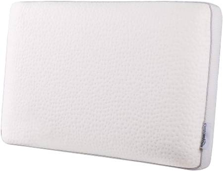 AmazonBasics Cooling-Memory-Foam-Pillow