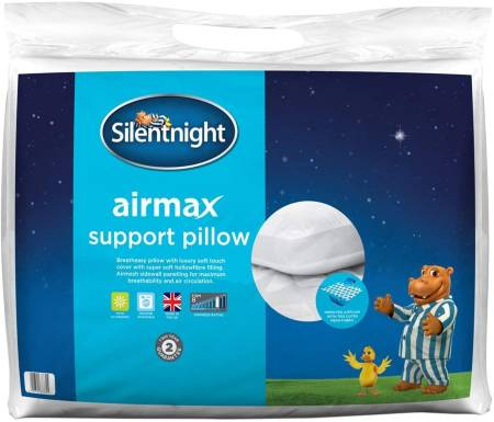 Silentnight Airmax Support Pilllow