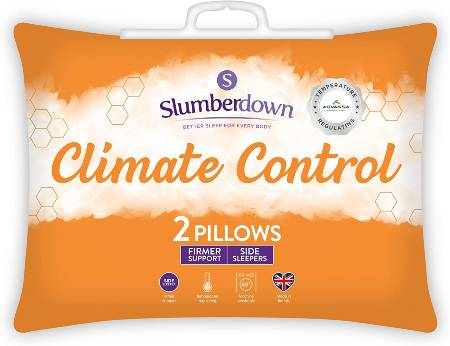 Slumberdown Climate Control Pillow